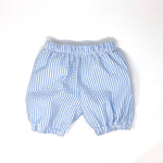 Seersucker Stripe Rhett Banded Short