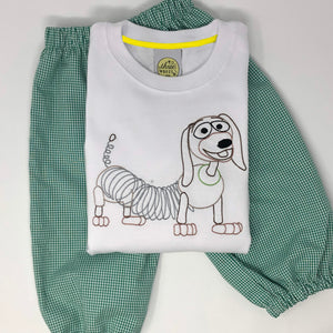 Toy Land Slinky Dog T-Shirt