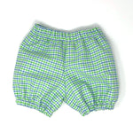 Tri-Check Rhett Banded Short