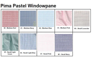 Pima Windowpane Amali Short