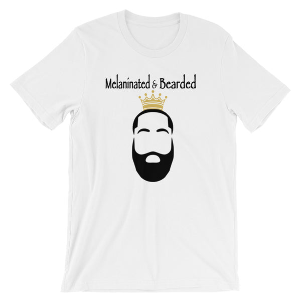 Melaninated & Bearded T-Shirt