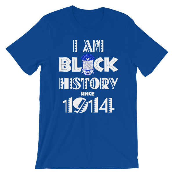 Phi Beta Sigma Black History T-Shirt
