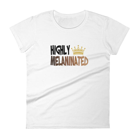 Highly Melaninated t-shirt