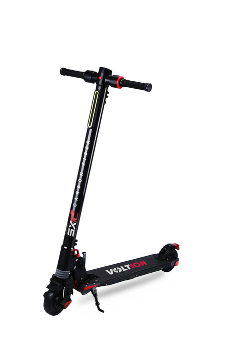 Voltion SX2 dual motor scooter kickstand