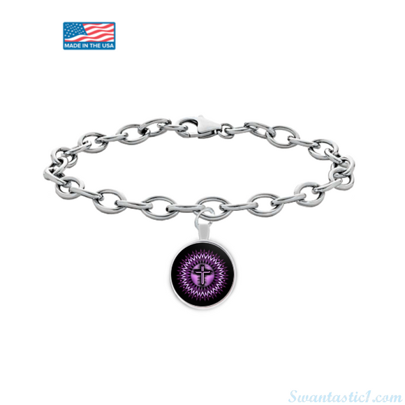 Freedom In Faith Matching Bracelet - SWANTASTIC1