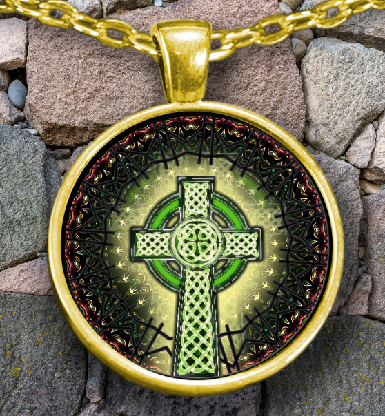 Irish Cross - Faith - SWANTASTIC1