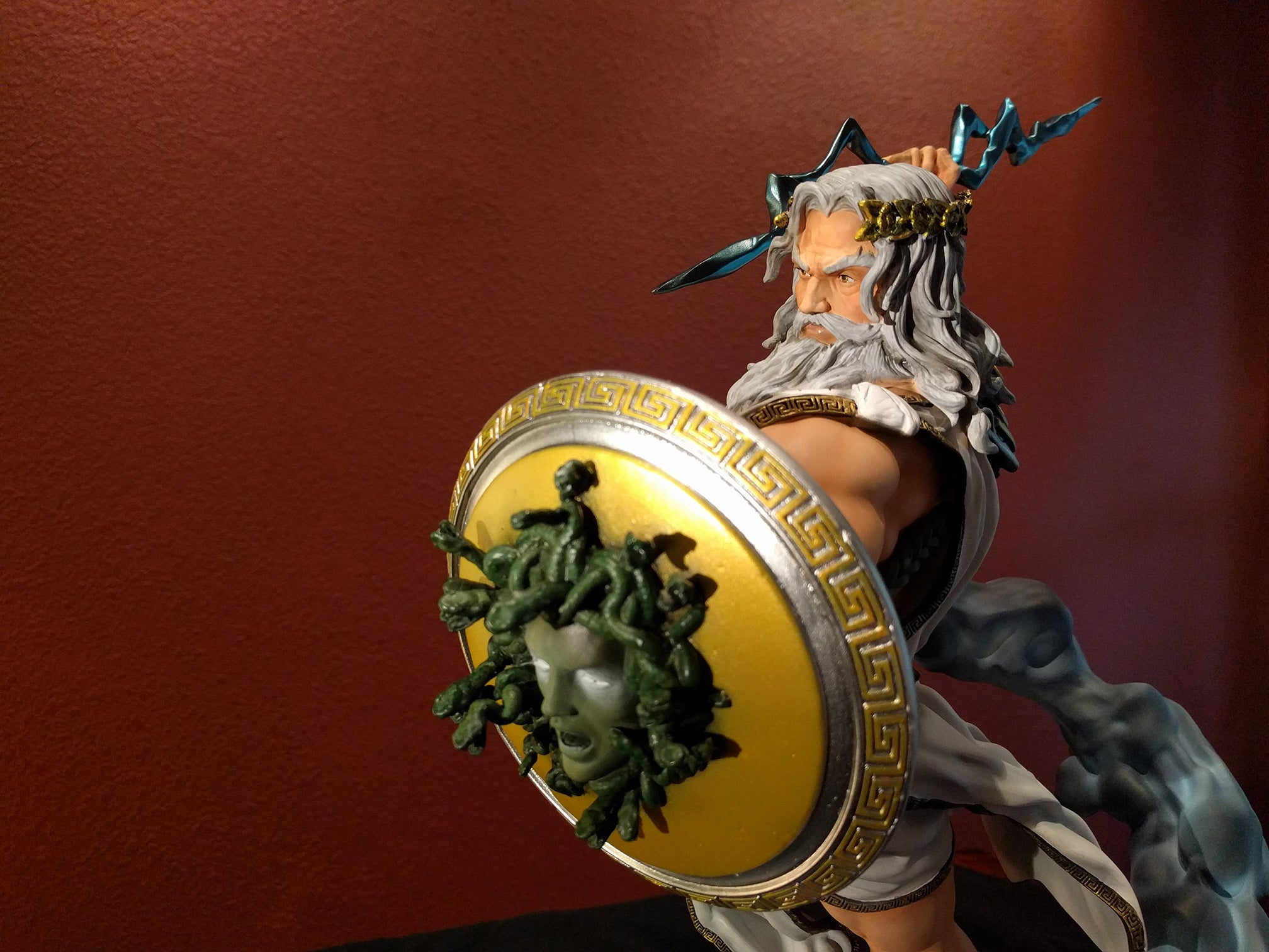 Zeus 1/6th Scale Fine Art Statue