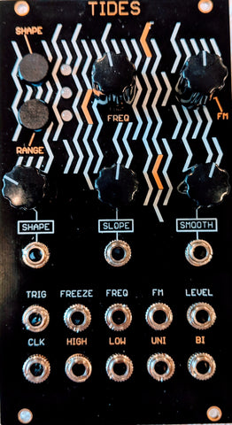 Mutable Instruments Tides *BLACK* - Epsilon Records