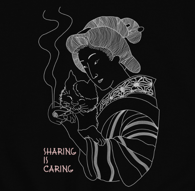 Sharing is Caring T-Shirt