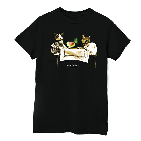 cat, cat, avocado T-Shirt