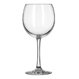 Monogrammed Ballon Wine Glasses