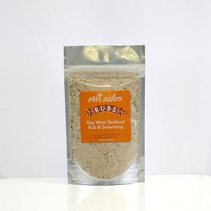 Salt Sisters- Key West Seafood Rub & Seasoning