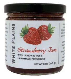 White Plains- Strawberry Jam