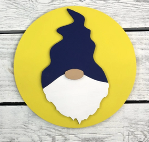 Greens Mill- Interchangeable HOME Sign Gnome Attachment