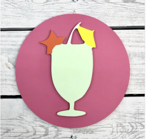 Greens Mill- Interchangeable HOME Sign Cocktail Attachment