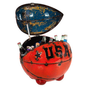 Slam Dunk Basketball Beverage Tub
