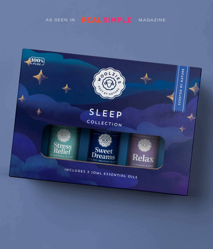 Woolzies - The Deep sleep Essential Oil Collection