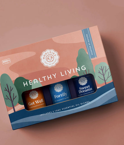 Woolzies - The Healthy Living Collection Essential Oils