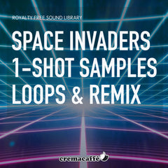 Space Invaders | One-Shot Samples, Loops & Remix