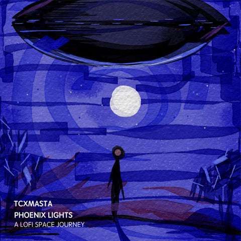 Phoenix Lights - Andrea Milana Illustration