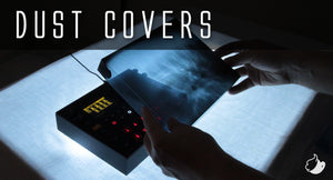 Dust Cover for the Digitakt and Digitone | Cremacaffè Design