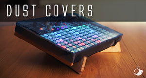 Dust Cover for the Synthstrom Audible Deluge | Cremacaffè Design