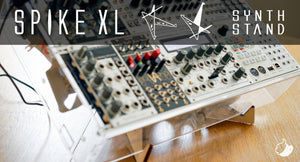 Cremacaffè SPIKE XL synth stand & Eurorack
