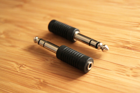 Producer Toolbox | 3.5 to 6.35mm Stereo Jack Adapter