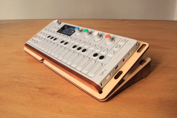 Cremacaffè Design OPUS-1 | Case and Double Stand for TE OP-1
