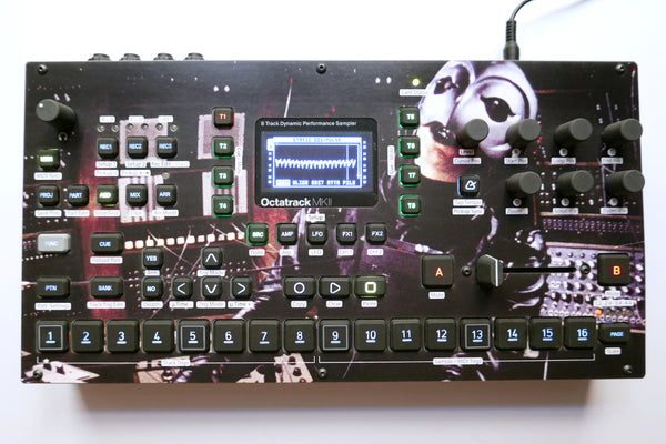 Cremacaffe Design Octatrack MKII Skin: Phantom of the Paradise
