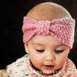 Crochet Knot Headbands - Various Colours