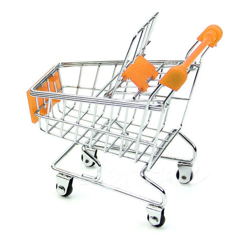 Kids toy Simulation Shopping cart toy Pretend play Educational toys for children