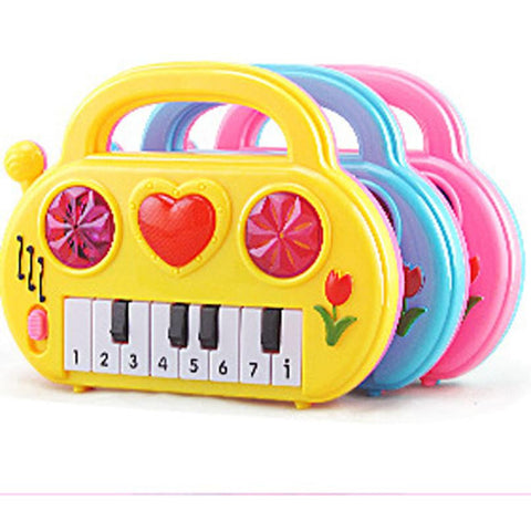 New Children's  Music Toys Electronic Organ Key board Musical Instrument Birthday Present Toys for Children