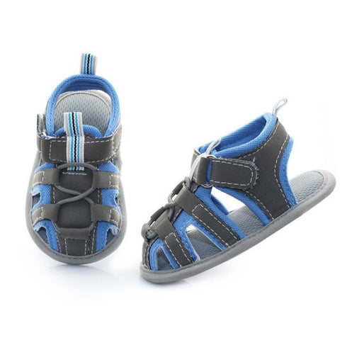 Baby boy sandals Sports baby boys shoes summer 2017 Fashion Infant Newborn Baby boy Toddler Anti-slip Shoes Sports Casual