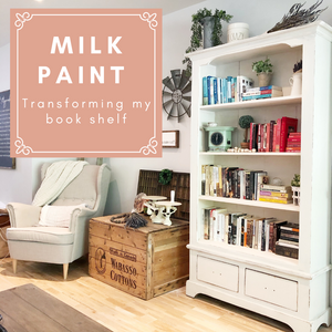 Transformation Using Milk Paint