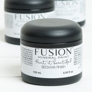 Fusion Beeswax Finish