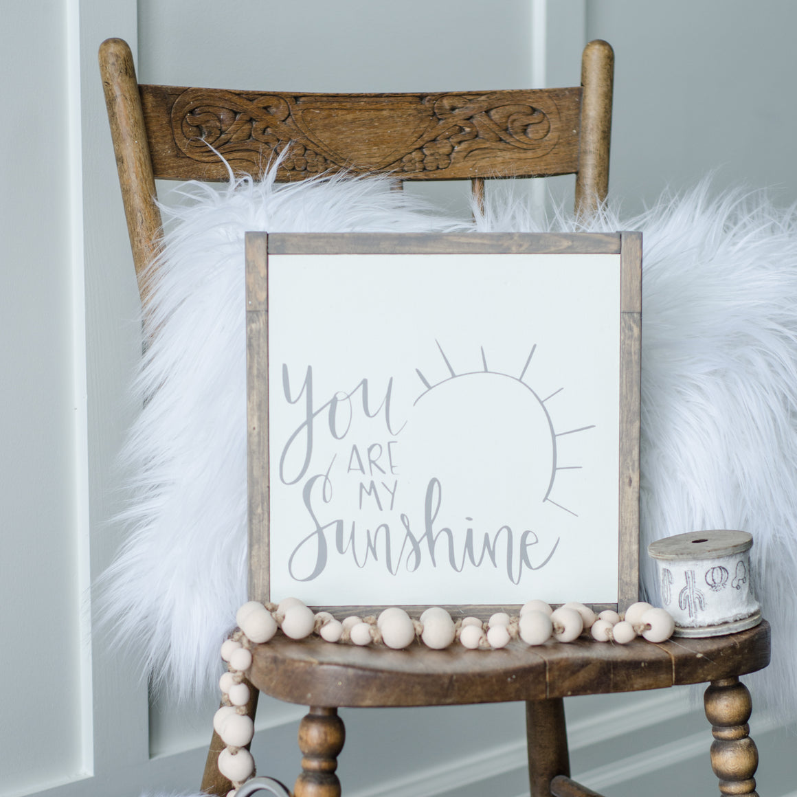 You Are My Sunshine | Wooden Sign