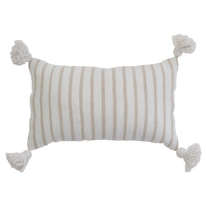 Moroccan Pillow Striped