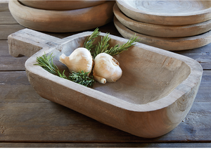 Dough Bowl with Handle