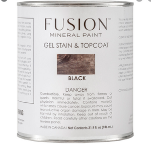 Fusion Gel Stain & Topcoat