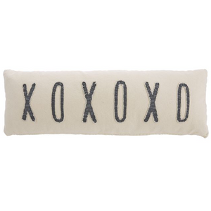 XOXO Long Pillow