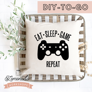 DIY Kids Pillow
