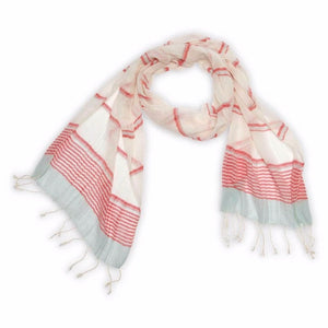 Scarf | Hannah Sweet Grey