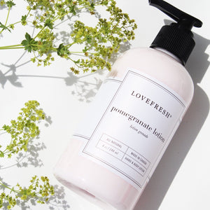 LoveFresh Lotion