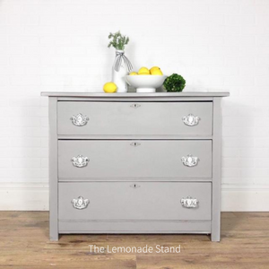 Paris Grey Dresser