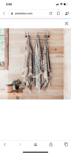 Turkish Towel - Atzi