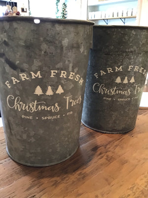Farm Fresh Bucket - The Lemonade Stand