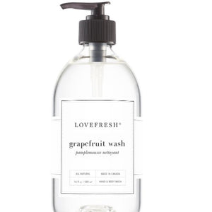 LoveFresh Body Wash