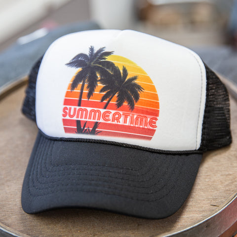 Summertime Hat