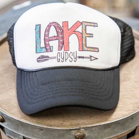 Lake Gypsy Trucker Hat